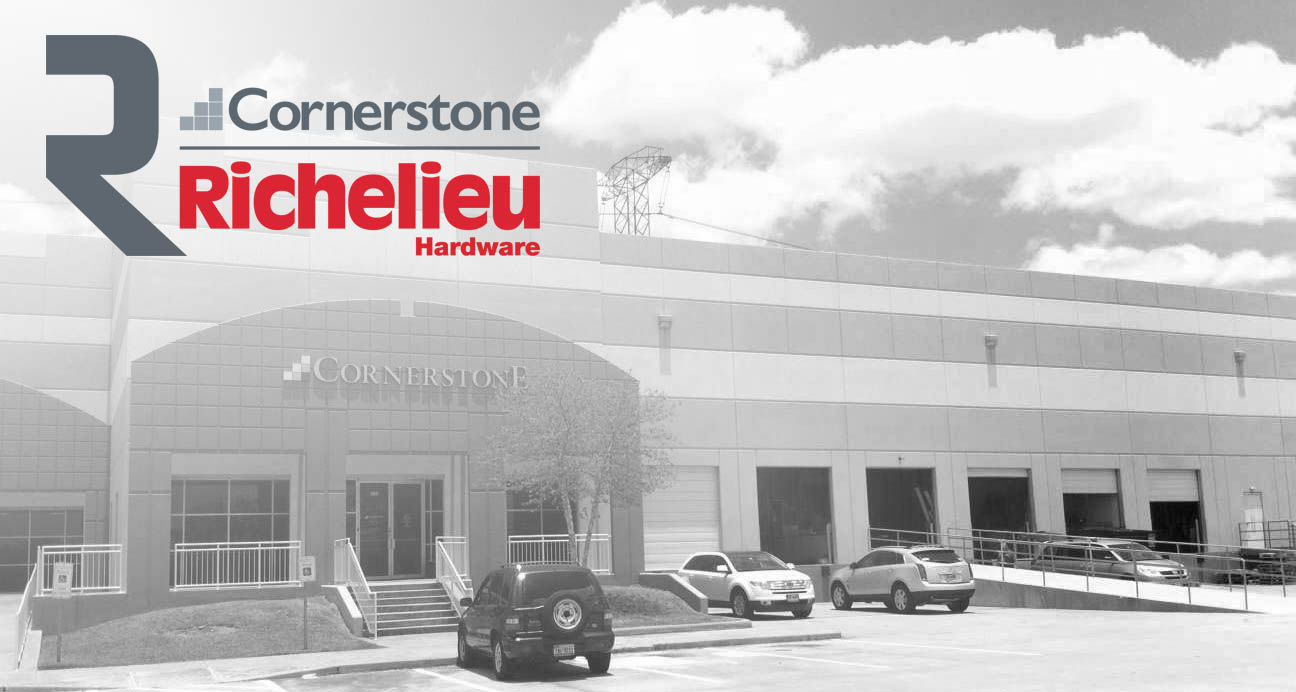 Welcome And Thank You For Visiting Cornerstone, A Division Of Richelieu  America Ltd. Cornerstone Was Founded In 1988, And Richelieu Hardware  Acquired It In ...
